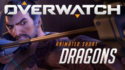 Overwatch: Dragones. Cortometraje de animación del videojuego de Blizzard