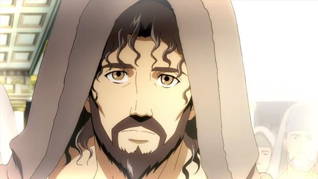 my last day cortometraje de Jesucristo