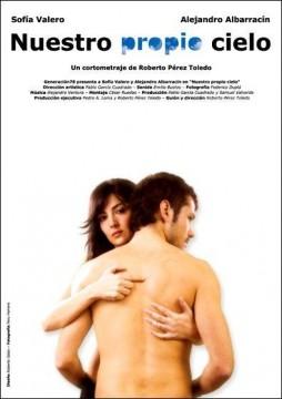 Nuestro propio cielo cortometraje cartel poster