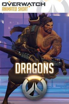 Overwatch: Dragones Cortometraje cartel poster