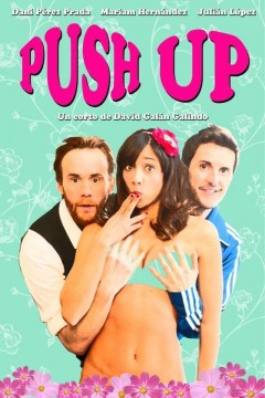 Push up cortometraje cartel poster