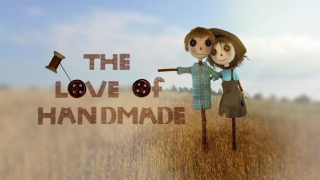 The love of handmade cortometraje de animación