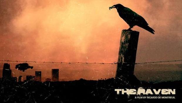 the raven cortometraje