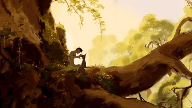 Adam and Dog. Cortometraje de animación Oscar 2013