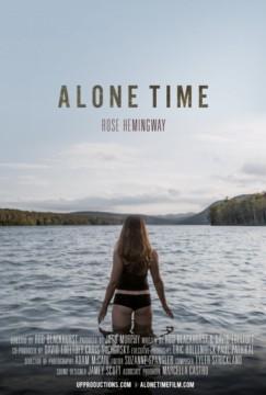 Alone Time cortometraje cartel
