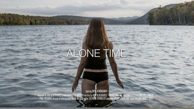 Alone time. Cortometraje