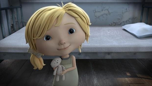 Anya. Cortometraje de animación irlandés sobre la pobreza infantil