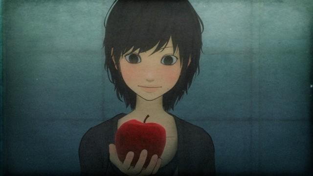 Chiruri. Cortometraje anime japonés