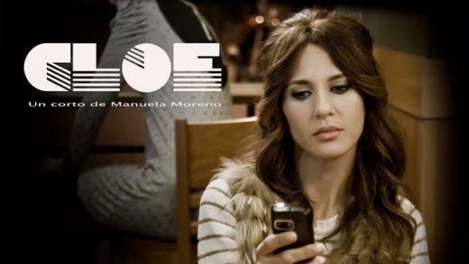 Cloe. Cortometraje español de Manuela Burló Moreno con Tony Bernetti