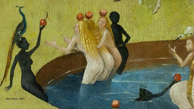 El jardin de las delicias. Cortometraje de animación documental