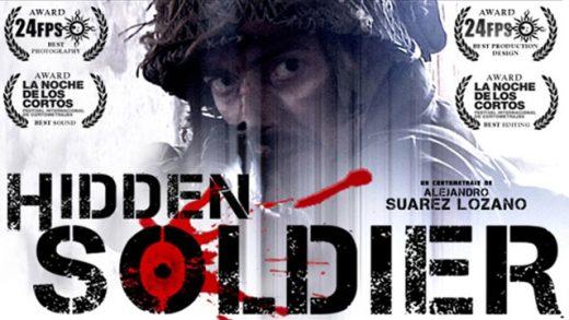 Hidden Soldier. Cortometraje dirigido por Alejandro Suárez Lozano