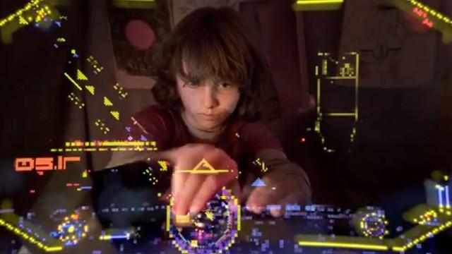 James. Cortometraje de Ciencia-ficción