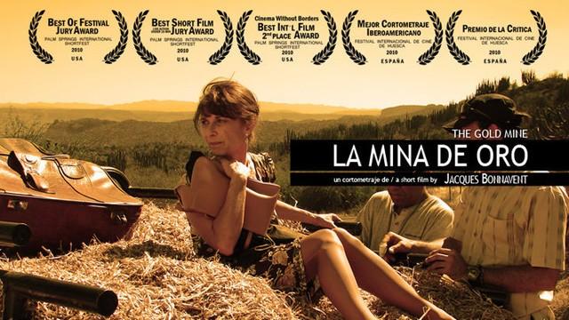 La mina de oro. Cortometraje mexicano
