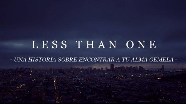Less than one (menos de uno)