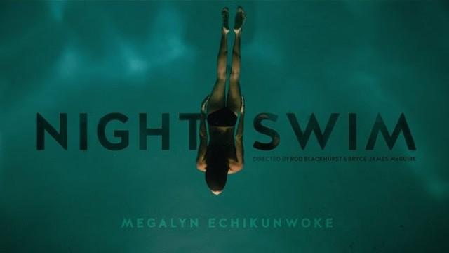 Night Swim. Cortometraje de terror de Bryce McGuire y Rod Blackhurst