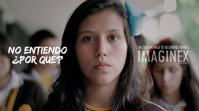 No entiendo, por que. Cortometraje mexicano sobre bullying