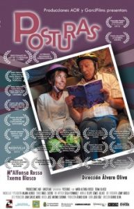 Posturas cortometraje cartel poster
