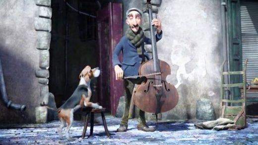 Rubato. Cortometraje de animación francés