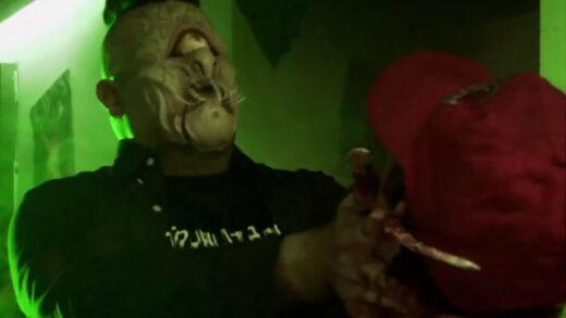 Space Monster. Cortometraje y comedia de terror de Jordi O. Romero