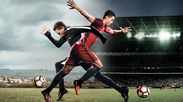 The Switch. Nike Football ft. Cristiano Ronaldo