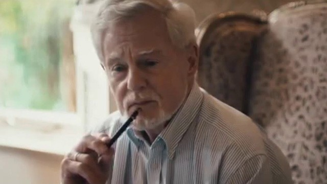 You. Cortometraje de William Williamson con Derek Jacobi