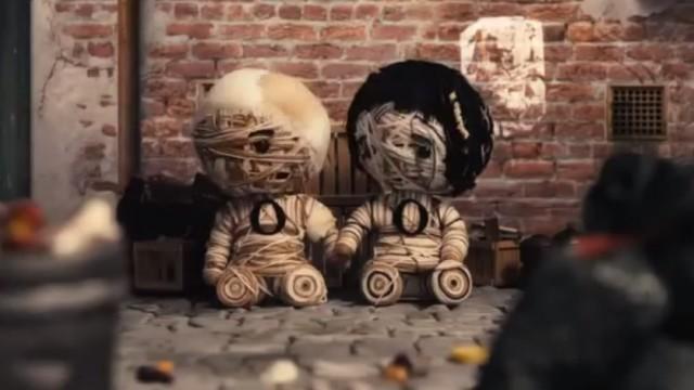 Zero. Cortometraje australiano de animación stop-motion