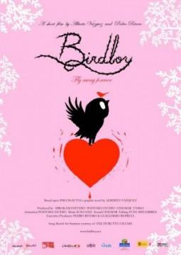Birdboy cortometraje cartel poster