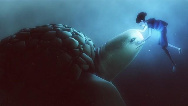Caldera. Cortometraje de Animación Submarino