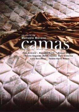Camas cortometraje cartel