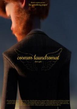Cosmos Laundromat cortometraje cartel poster