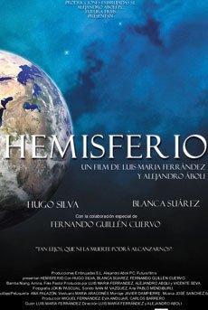 Hemisferio cortometraje cartel poster