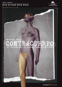 Contracuerpo Cortometraje cartel