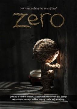 Zero cortometraje cartel poster