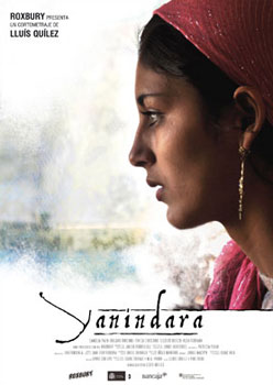 Yanindara cortometraje cartel