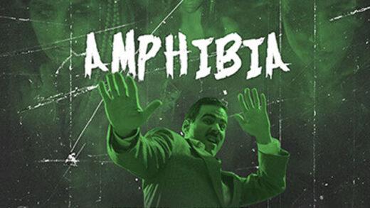 Amphibia. Cortometraje de terror experimental de Leyre Valiente y Al Díaz