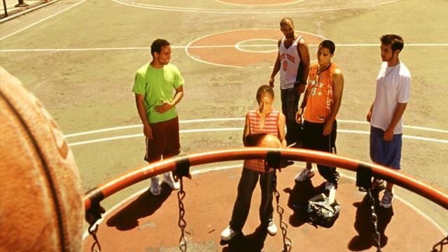 Basket Bronx. Cortometraje español