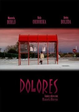 Dolores Cortometraje cartel