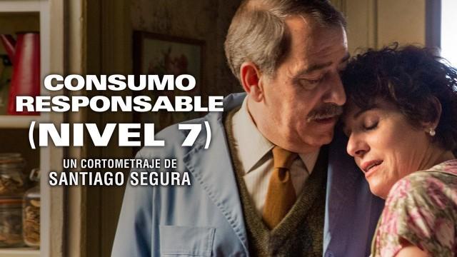 Consumo responsable (Nivel 7). Cortometraje español de Santiago Segura