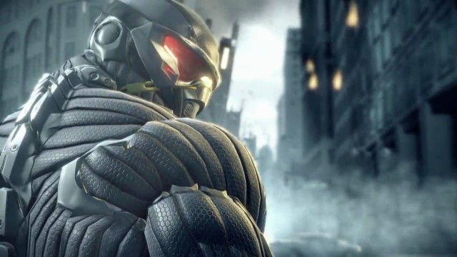 Crysis 2 The Wall Trailer