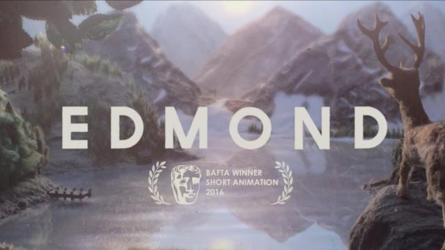 Edmond. Cortometraje de animación stop-motion
