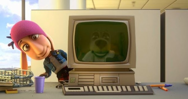 Friendsheep. Cortometraje español de animación