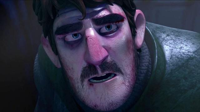 Geist. Cortometraje irlandés de animación