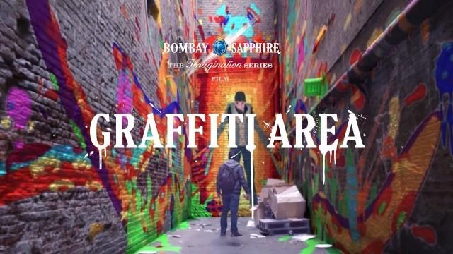 Graffiti Area. Cortometraje español