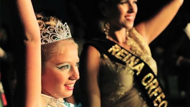 La Reina. Cortometraje argentino sobre la belleza en la infancia