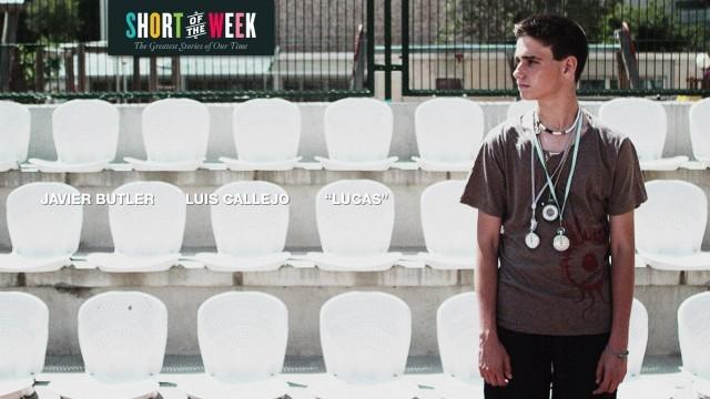 Lucas. Cortometraje español online sobre las redes sociales