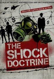 The shock doctrine cortometraje cartel