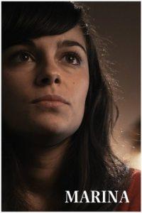 Marina cortometraje cartel poster