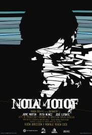 NotamotoF cortometraje cartel
