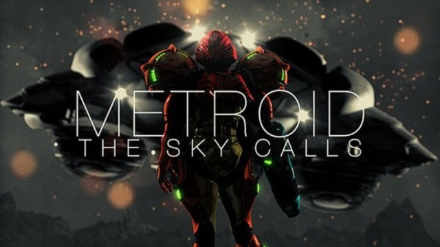 Metroid the sky calls. Cortometraje Fanfilm dirigido por Sam R. Balcomb