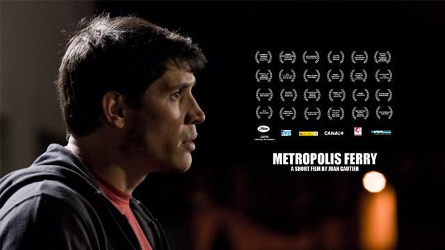 Metropolis Ferry. Cortometraje español sobre inmigración